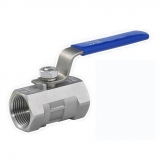 1-PC Female Threaded Ball Valve