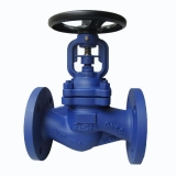 DIN Bellow Sealed Globe Valve